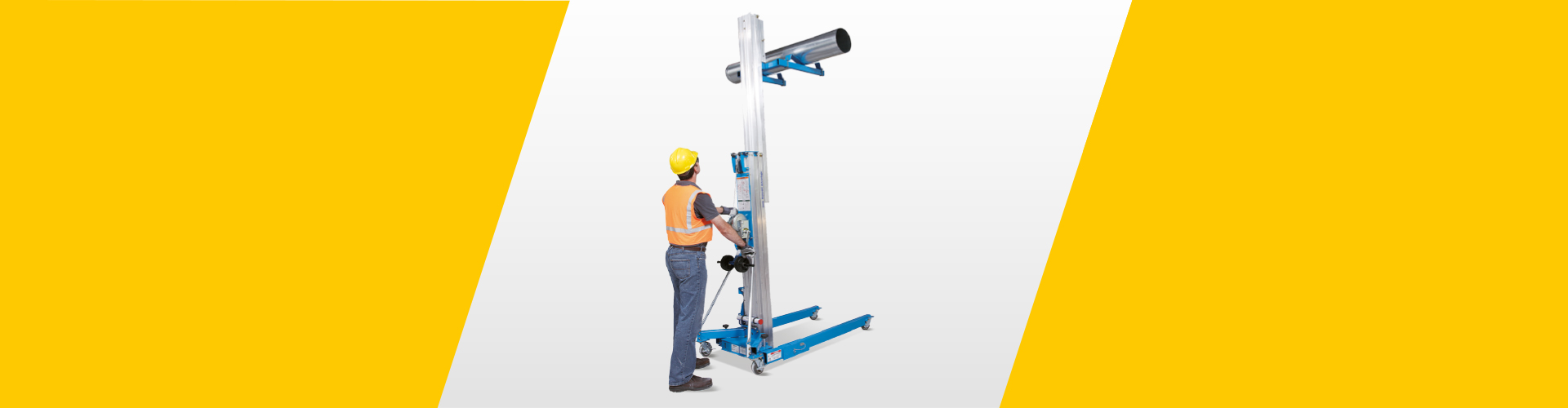 In Access, Non-Mechanical, Lifting & Handling Equipment