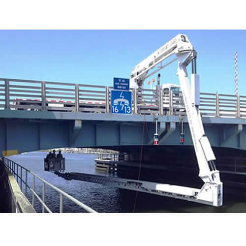 UB40 Under Bridge Platform Lift