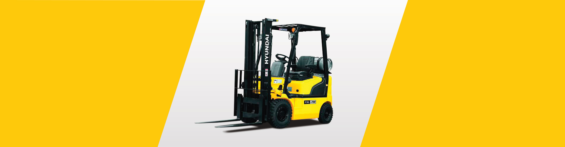 In Forklift Hire