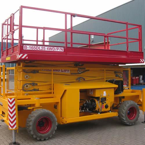 Hollandlift N 165