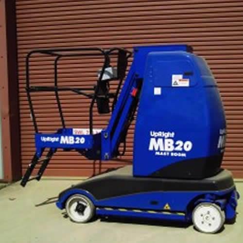 Upright MB20