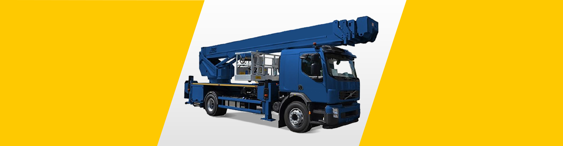 In Truck Mounted Boom Lift